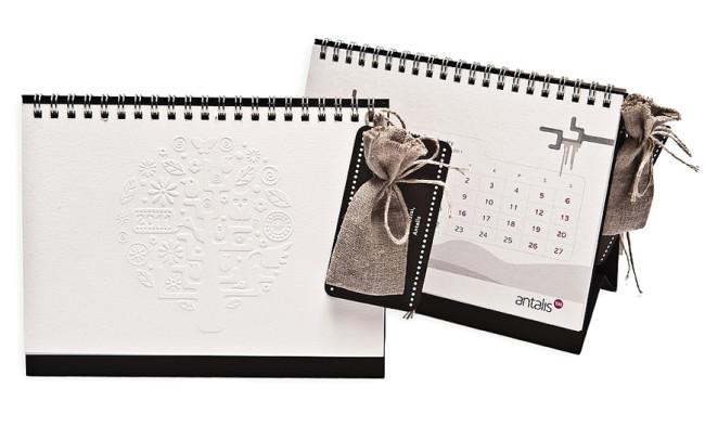 Antalis Calendar 2011