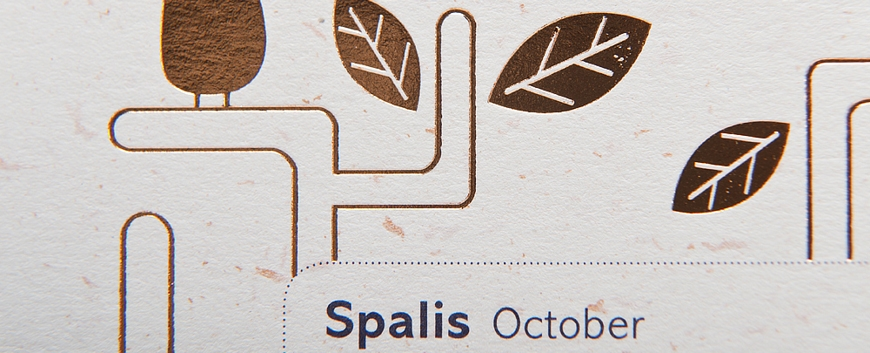 Antalis Calendar