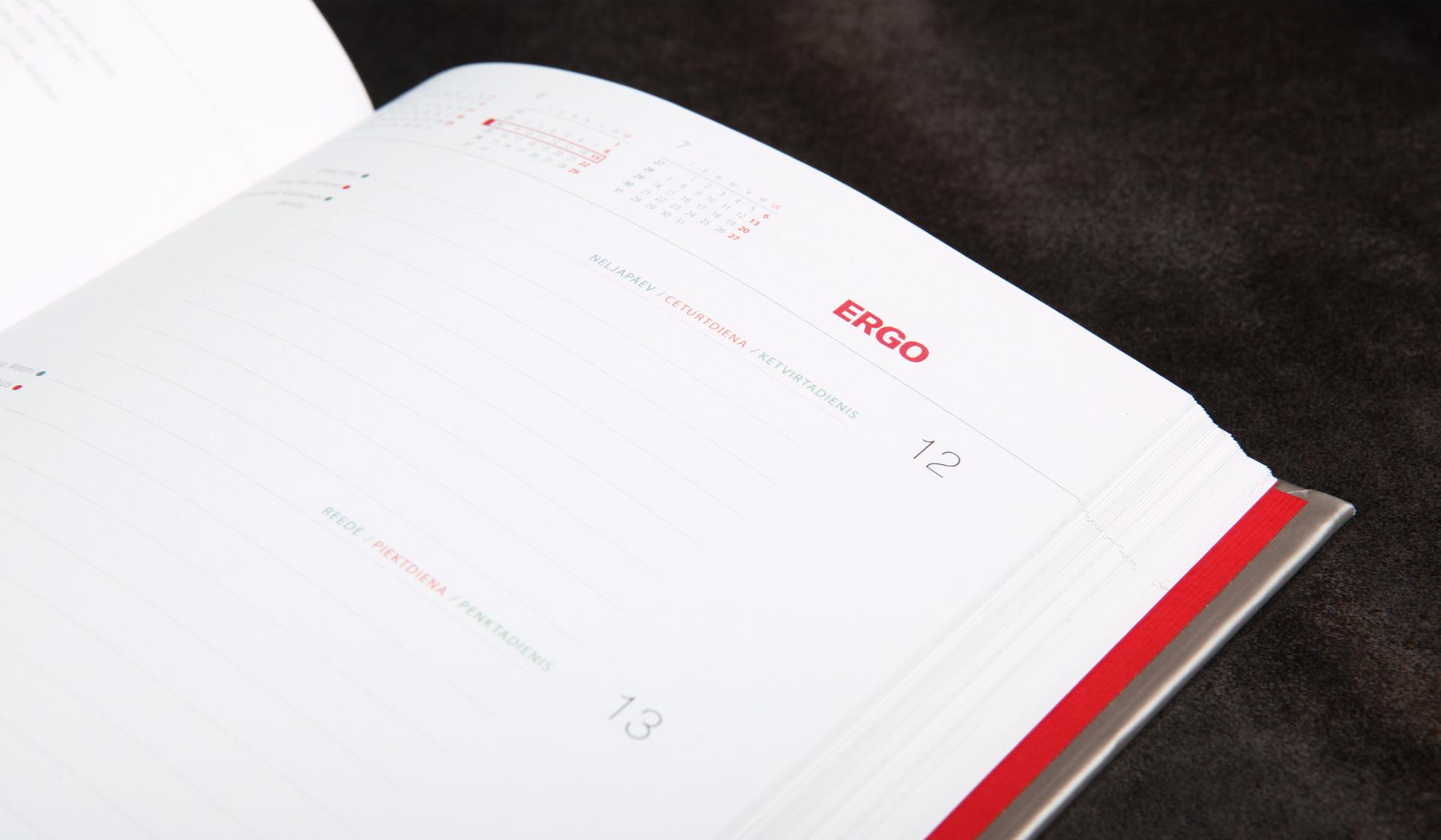 Ergo Calendar