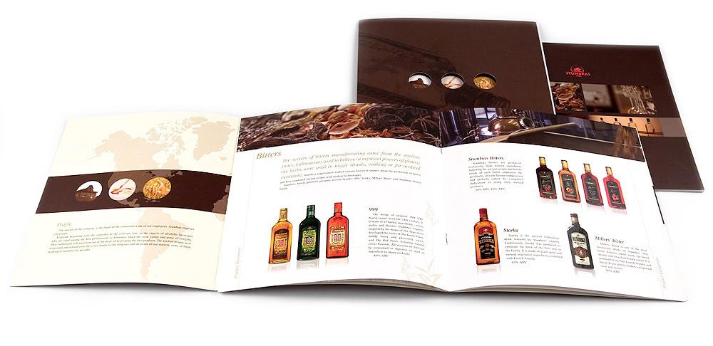 Stumbras Promotional Booklet